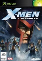 X-Men: Legends for Xbox