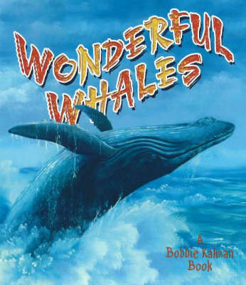 Wonderful Whales by Hadley Dyer image
