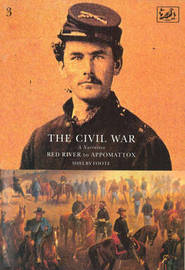 The Civil War Volume III by Shelby Foote image