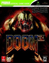 Doom 3 - Prima Official Guide for Xbox