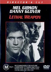 Lethal Weapon 1: Director's Cut on DVD
