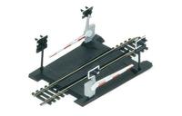 Single Track Level Crossing - 00 Gauge