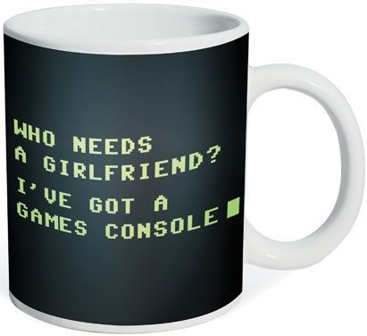 Who Needs A Girlfriend? Mug