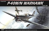 Academy P-40M/N Warhawk 1/72 Model Kit