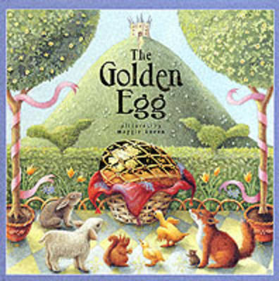 The Golden Egg by A.J. Wood