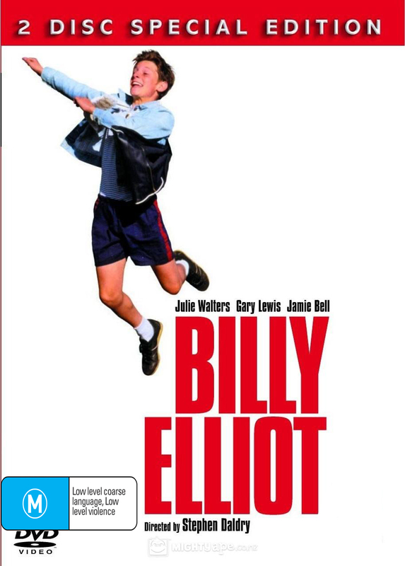 Billy Elliot Special Edition on DVD
