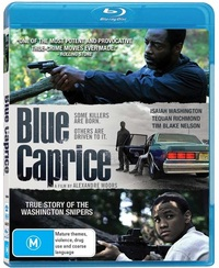 Blue Caprice on Blu-ray