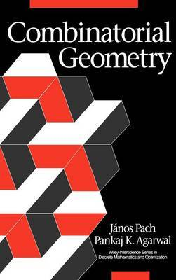 Combinatorial Geometry by Janos Pach image