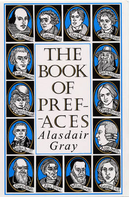 The Book of Prefaces by Alasdair Gray image