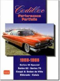 Cadillac Performance Portfolio 1959-1966 image