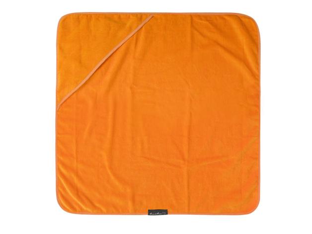 Mum 2 Mum Hooded Towel - Orange