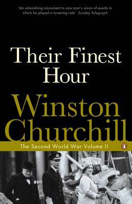 Their Finest Hour by Winston, Churchill