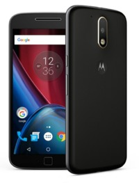 Motorola Moto G4 Plus 16GB - Black