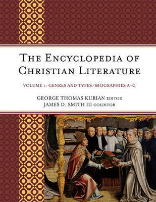 The Encyclopedia of Christian Literature image