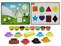 Play-Doh: Shape & Learn Colors & Shapes