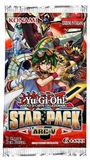 Yu-Gi-Oh! TCG Star Pack ARC-V Single Booster Pack (3 Cards)