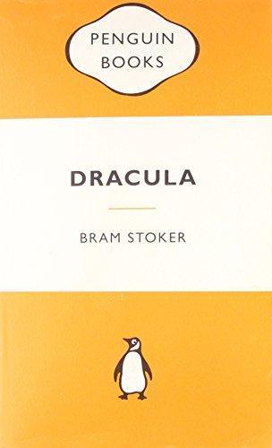 Dracula (Popular Penguins) by Bram Stoker image