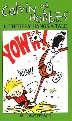 Calvin And Hobbes Volume 1 `A' by Bill Watterson image