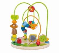 Hape: Zoo Time - Fun Bead Maze