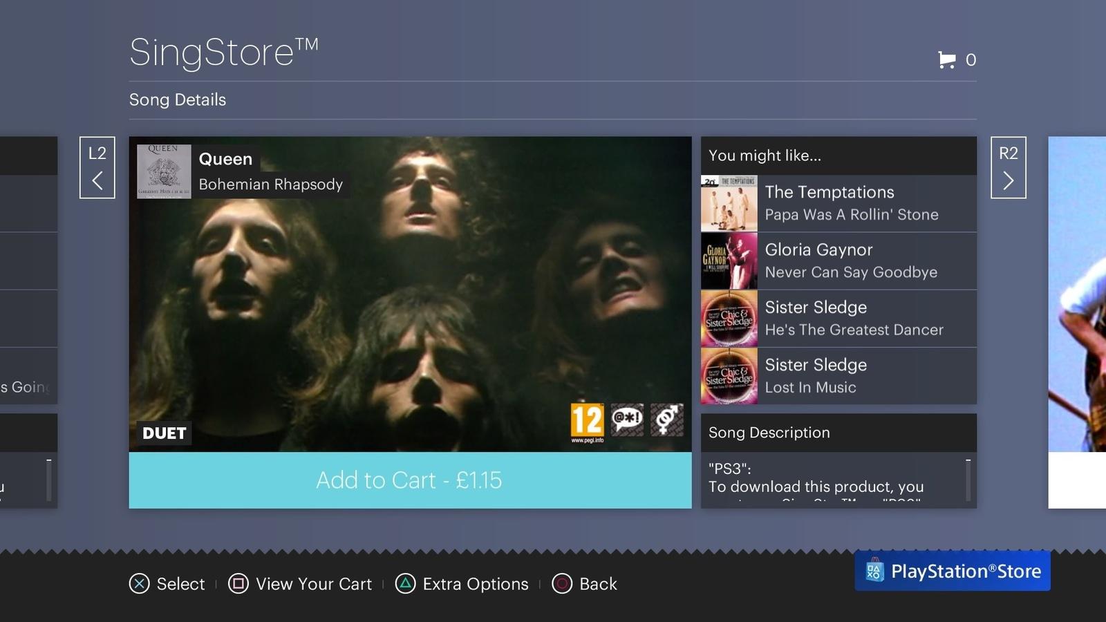 SingStar Celebration for PS4 image