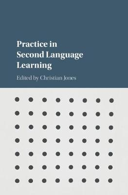 Practice in Second Language Learning