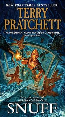 Snuff (Discworld 39 - City Watch) (US Ed.) by Terry Pratchett