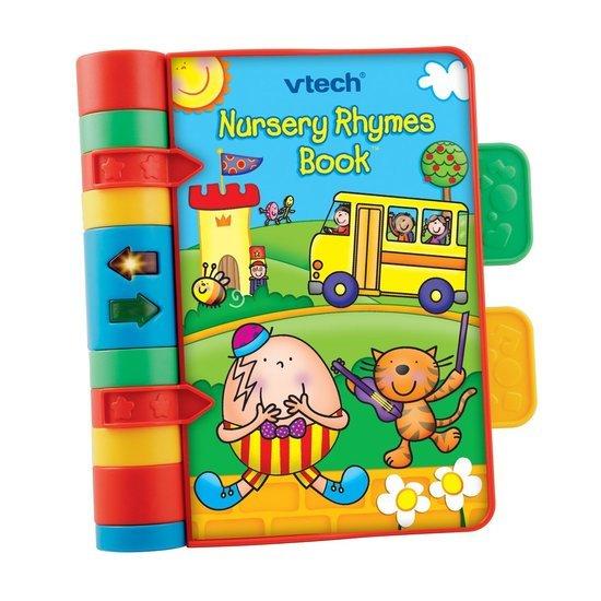Vtech: Nursery Rhymes Book image