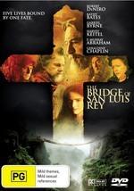 The Bridge Of San Luis Rey on DVD