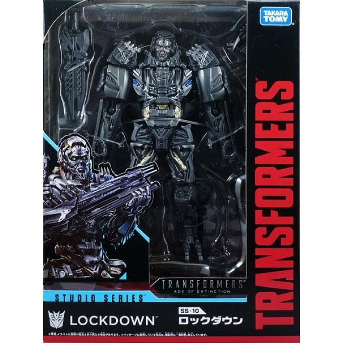 Transformers Studio Series SS-10 Lockdown (Reissue) - Action Figure image
