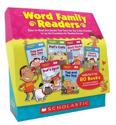 Word Family Readers Set by Liza Charlesworth