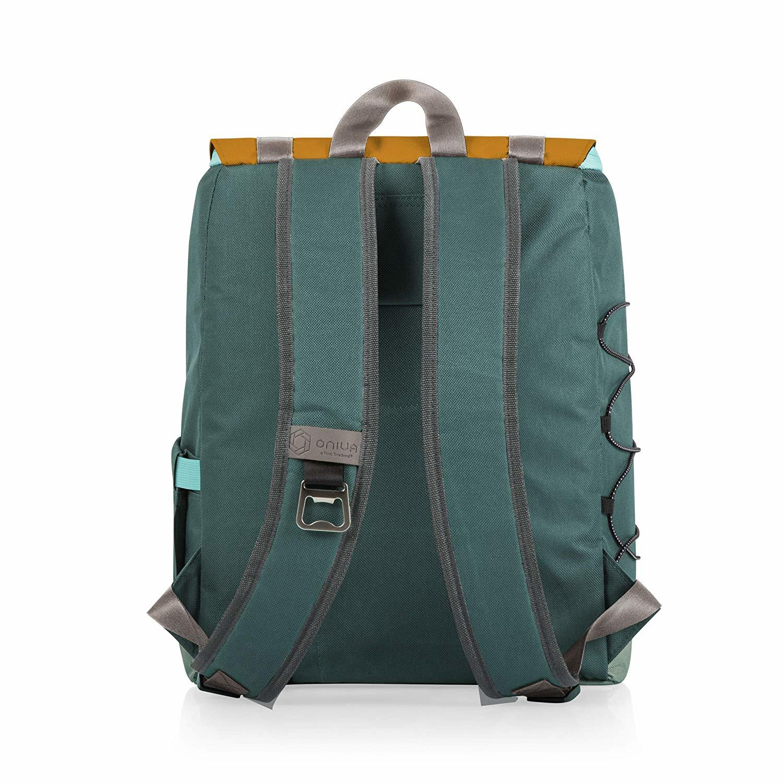 Picnic Time: OTG Traverse Cooler Backpack (Mustard) image