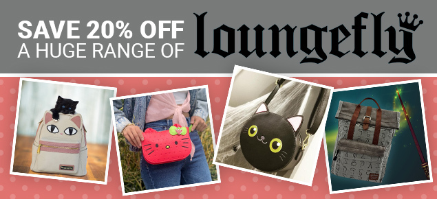20% off Loungefly!