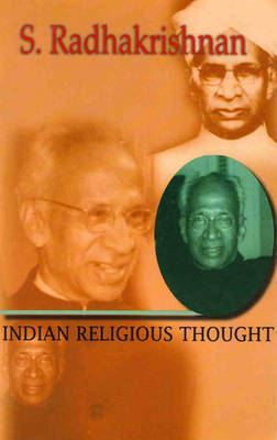 Indian Religious Thoughts by S Radhakrishnan image