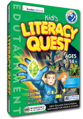 Kid's Literacy Quest for PC Games
