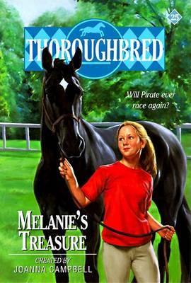 Melanie's Treasure by Joanna Campbell image