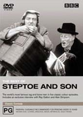 Steptoe and Son, Very Best of Vol 1 on DVD