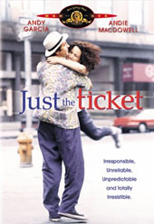 Just the Ticket on DVD