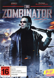 The Zombinator on DVD