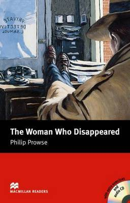 The Woman Who Disappeared: Intermediate by Philip Prowse image