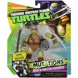 TMNT Mutations - Mix & Match Basic Figure - Donatello