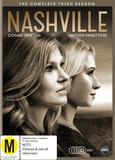 Nashville - The Complete Third Season on DVD