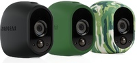 Arlo Replaceable Multi-Coloured Silicone Skins - Camo