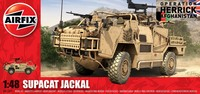 Airfix 1:48 Supacat Jackal - Model Kit