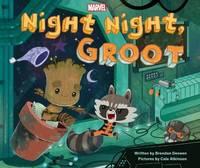 Marvel: Night Night, Groot