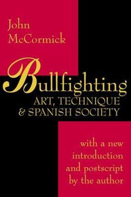 Bullfighting by John McCormick image
