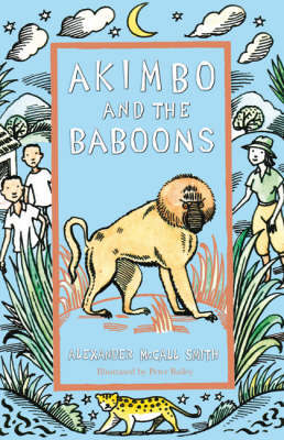 Akimbo and the Baboons by Alexander McCall Smith image