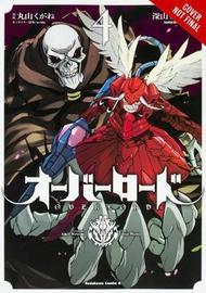 Overlord, Vol. 4 (manga) by Kugane Maruyama