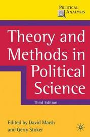 Theory and Methods in Political Science by David Marsh image
