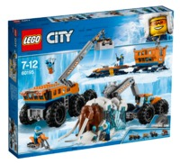 LEGO City - Arctic Mobile Exploration Base (60195)