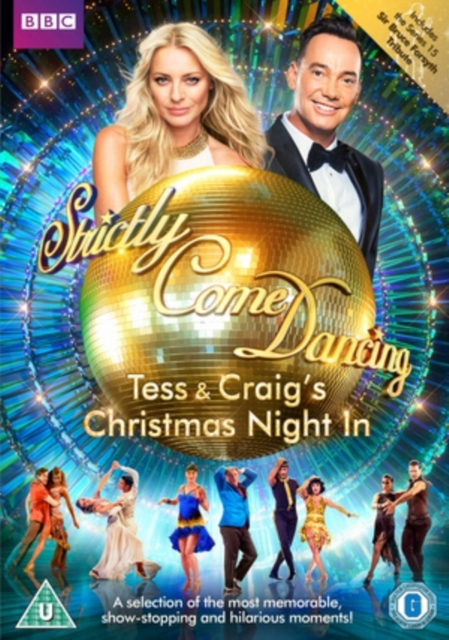 Strictly Come Dancing - Tess & Craig'S Christmas Night In on DVD